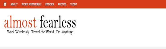 Visit Almost Fearless
